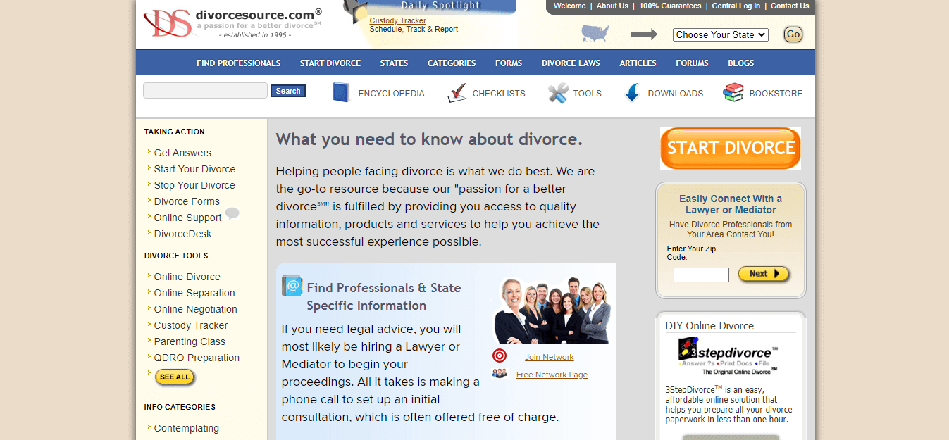 divorcesource