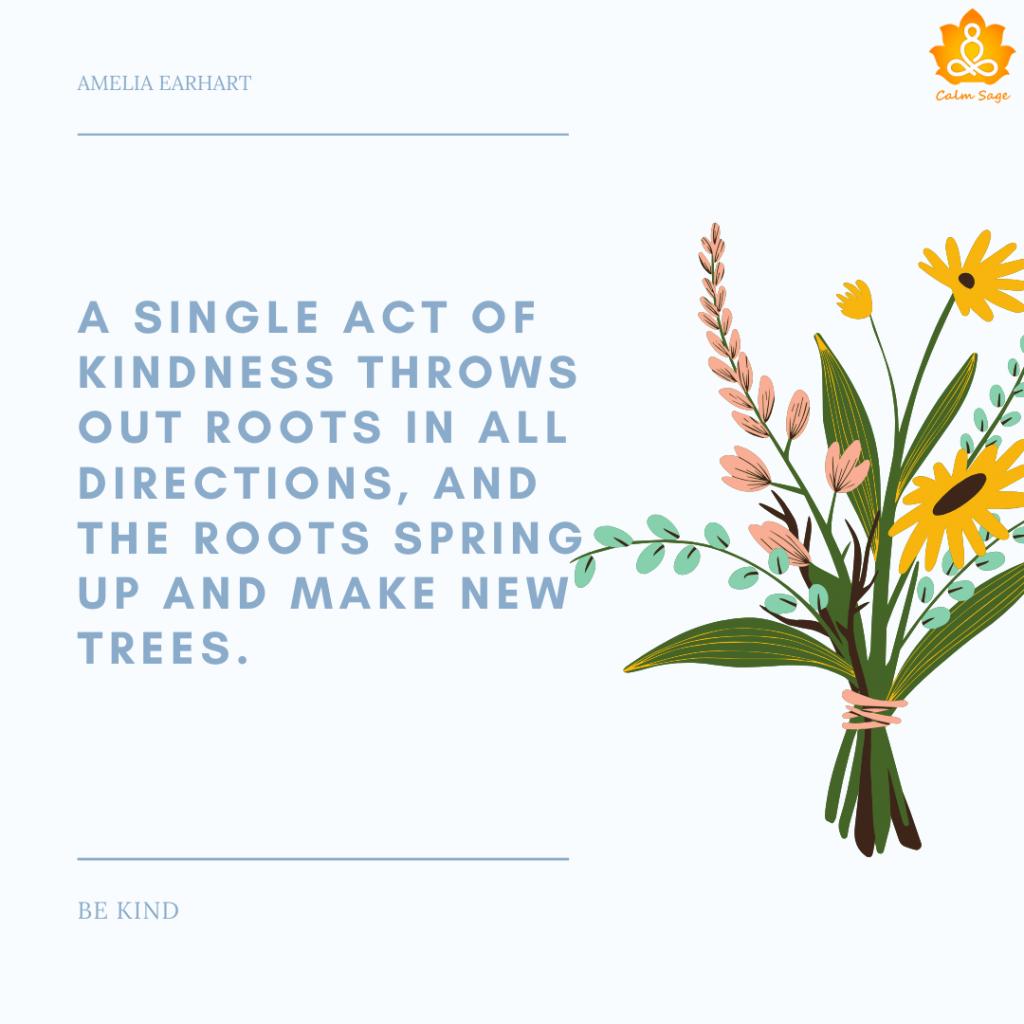 love and kind sayings