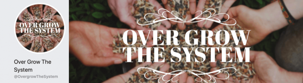 over Grow The System facebook page
