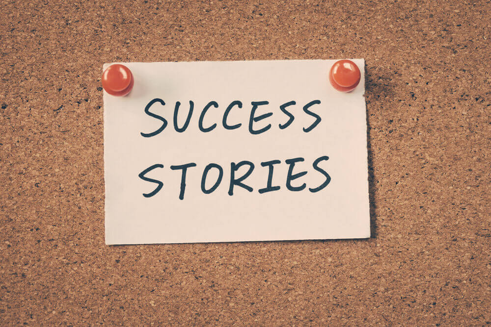 read Success Stories For Inspiration