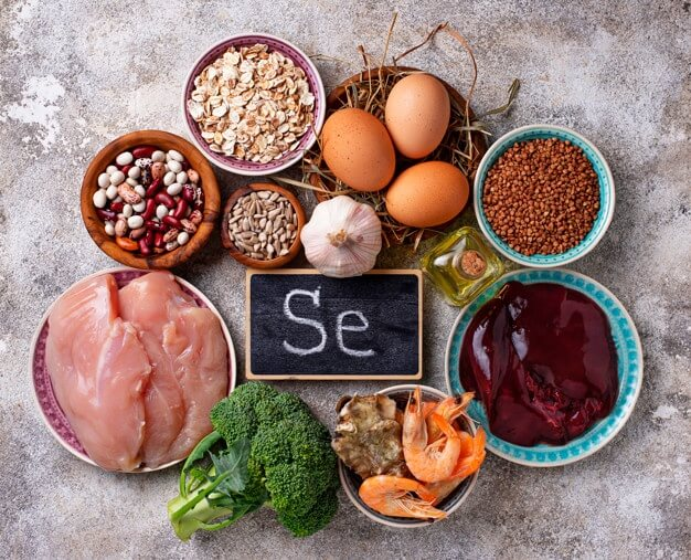source of Selenium