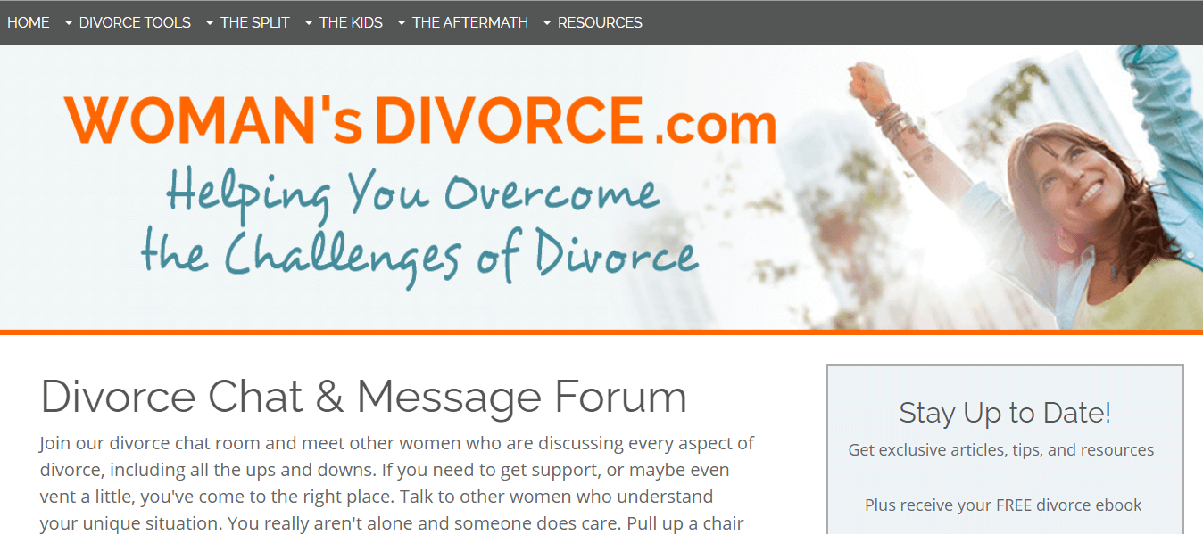 woman divorce-com