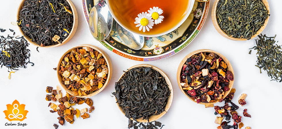 Best teas for stress, anxiety, sleep