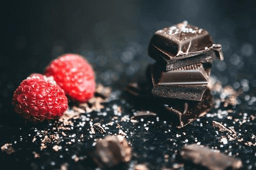 Chocolate as a stress reducer