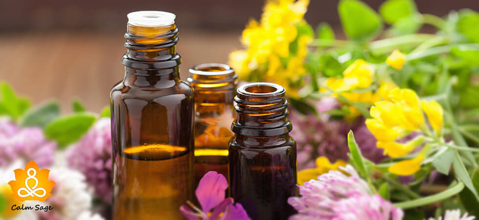 Essential oils for instant stress relief