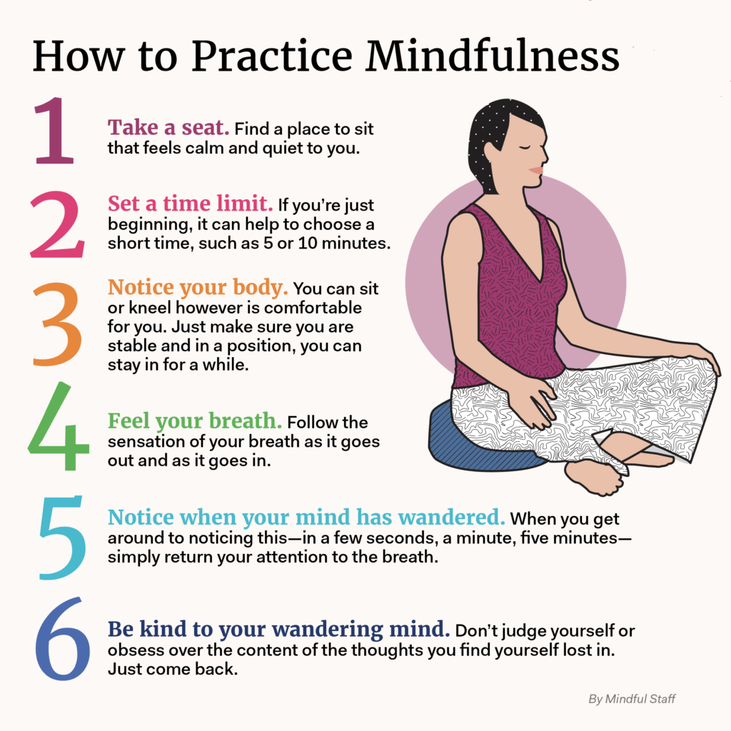 How-To-be more-Mindful