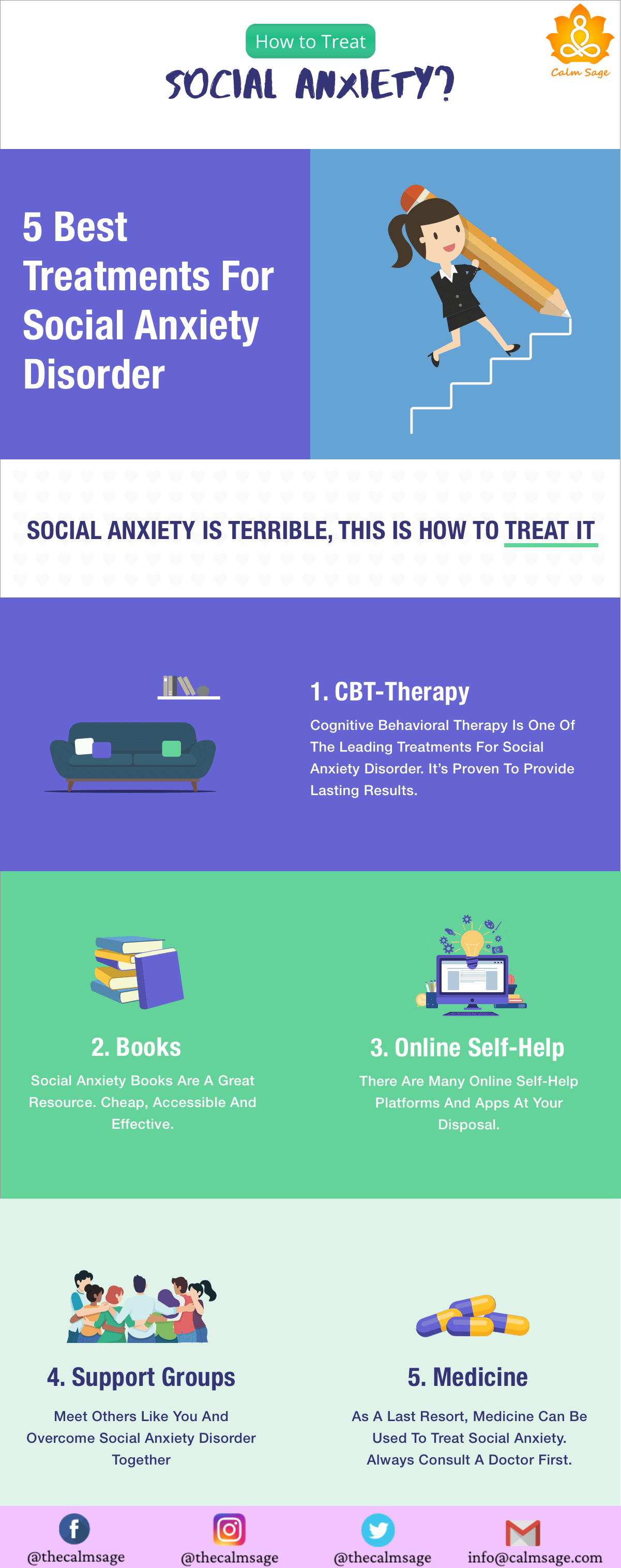 How to Treat Social Anxiety