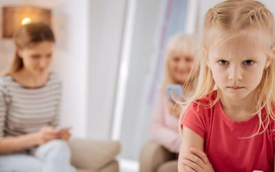 Signs You're Raising an Angry Child