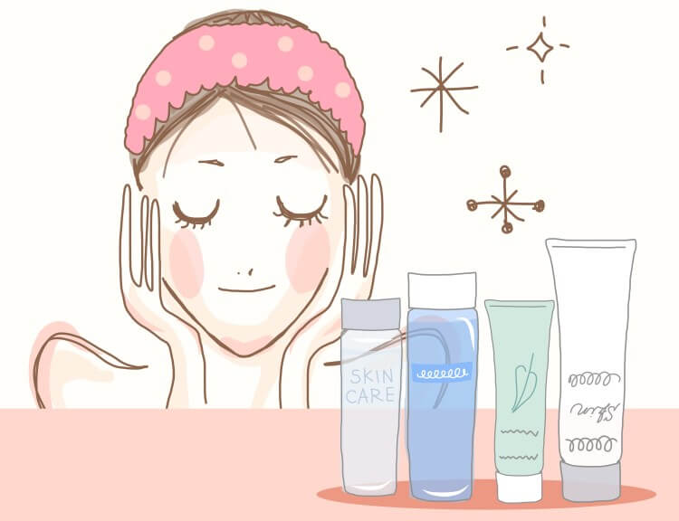 Skincare Tips from the Author