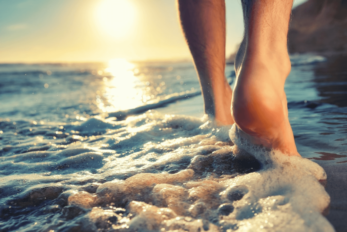 Walk With Bare Feet