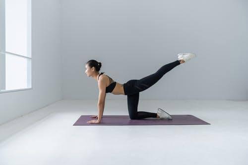 practice yoga or meditation