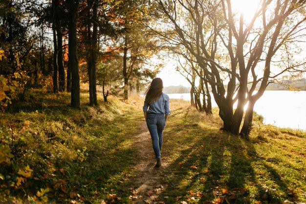 take Walk in Nature