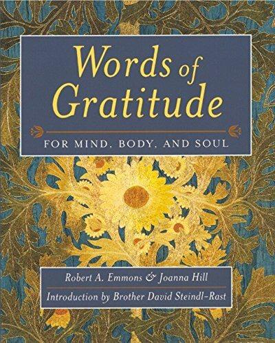 words of Gratitude for Mind