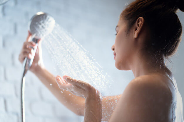 Be in the moment and use bath products