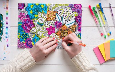 Discover and Recover your Inner Self with Art Therapy