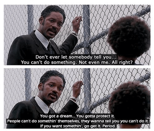 Lessons Of Life Learned By 'The Pursuit Of Happyness'