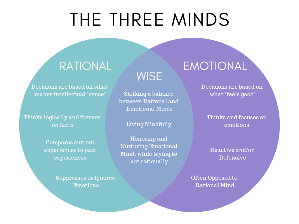 Are You a Rational vs an Emotional Thinker