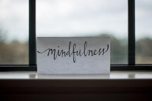 Carry mindfulness as a pocket perfume