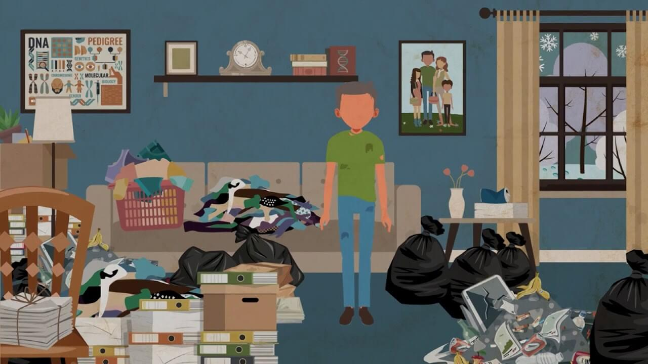 Causes Of Hoarding Disorder