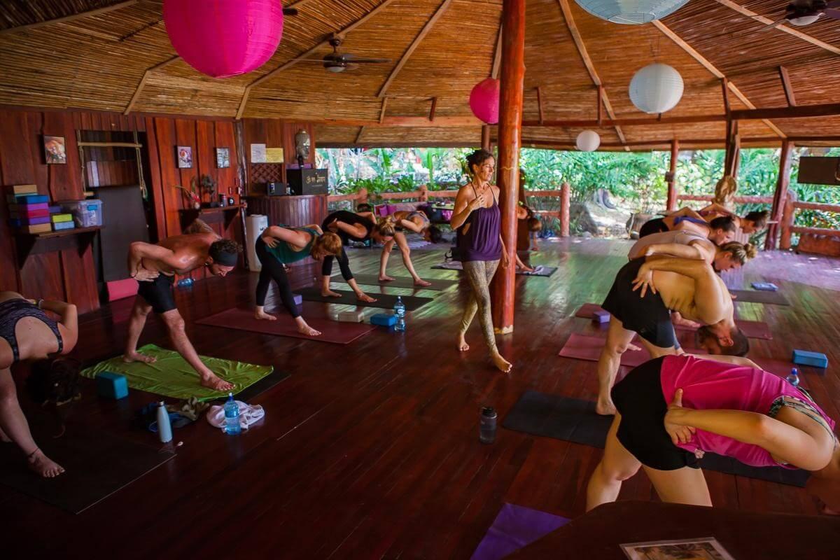 Days Yoga & Wellness in Montezuma: Best Yoga Retreat Costa Rica