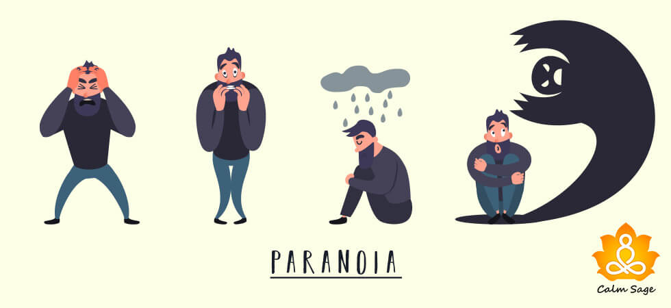 Effective Ways To Get Rid Of Paranoia