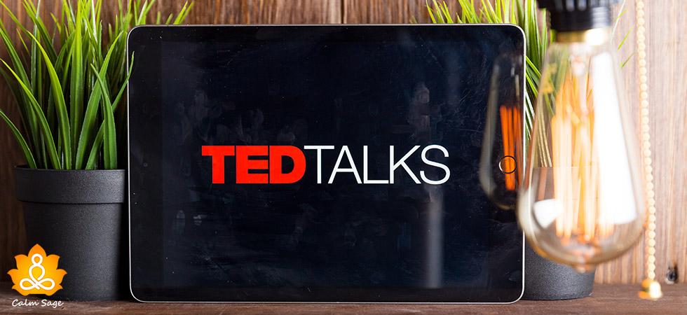 Encouraging TED Talks On Mental Health