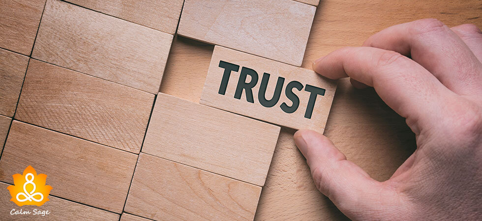 Learning to trust yourself after betrayal