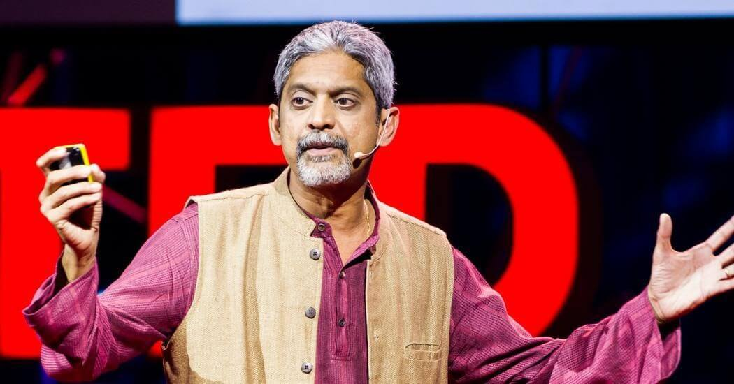 Mental Health for All by Involving All from Vikram Patel