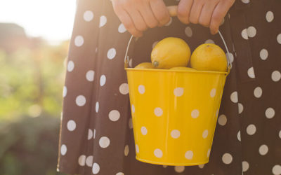 Positive Psychology When Life Gives You Lemons