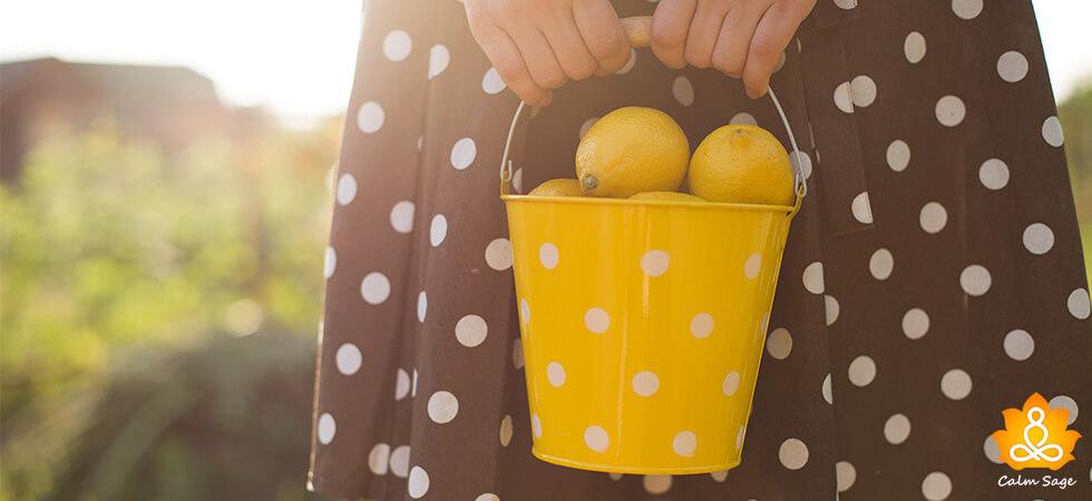 Positive Psychology When Life Gives You Lemons