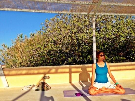Santorini Yoga with Veronika: Handpicked Affordable Yoga Retreat For You From Calm Sage