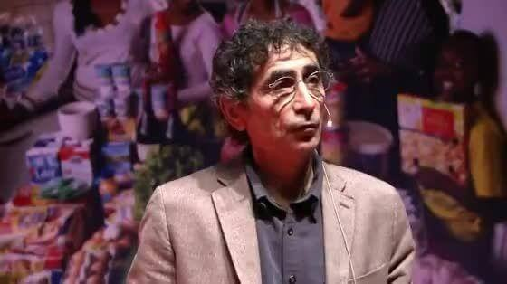 The Power of Addiction and The Addiction of Power from Gabor Mate