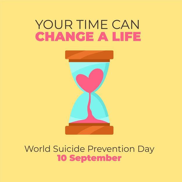 your time can change a life