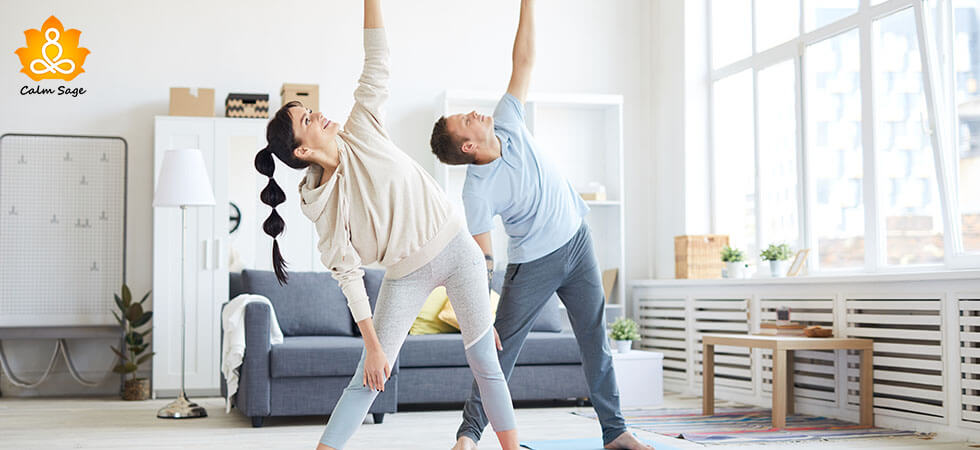 Couples therapy exercises at home
