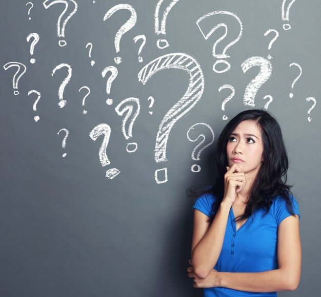 Signs of decision fatigue