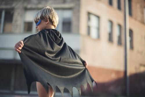 Superhero Technique to overcome stress instantly