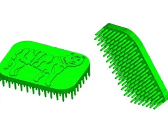 Tactile tiger fidget
