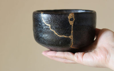 The Art of Kintsugi