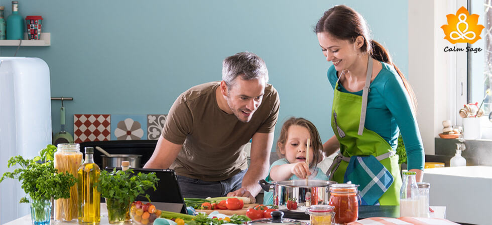 Why and How Cooking Works As A Therapy For You   Interesting and Surprising Facts