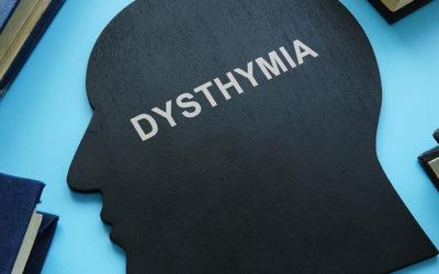 Chronic depression or Dysthymia