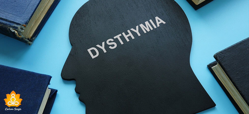 Chronic depression or Dysthymia