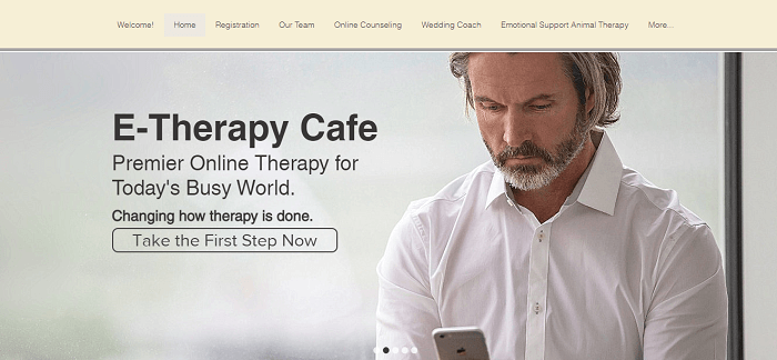 E-Therapy Cafe