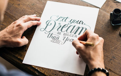 How to use calligraphy for mindfulness