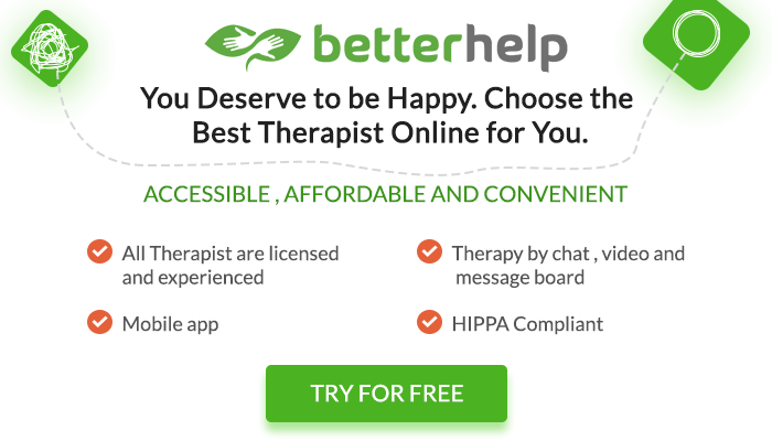 Join betterhelp community strip