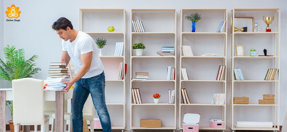 Organized Home Organized Mind