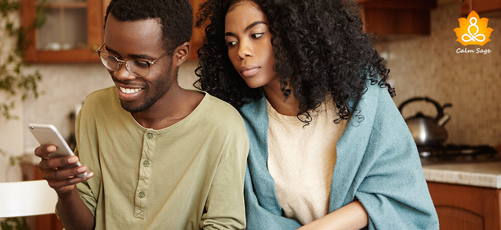 Overcome jealousy in relationship