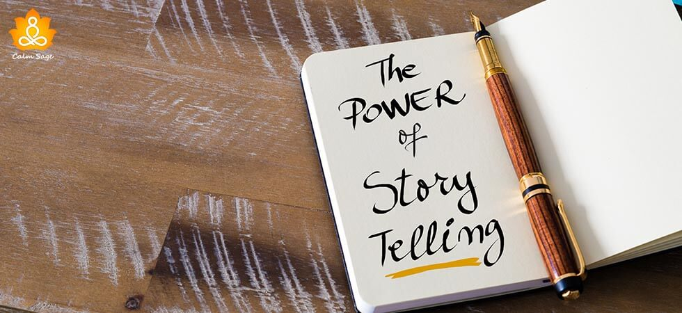 The Power Of Storytelling On Mental Health