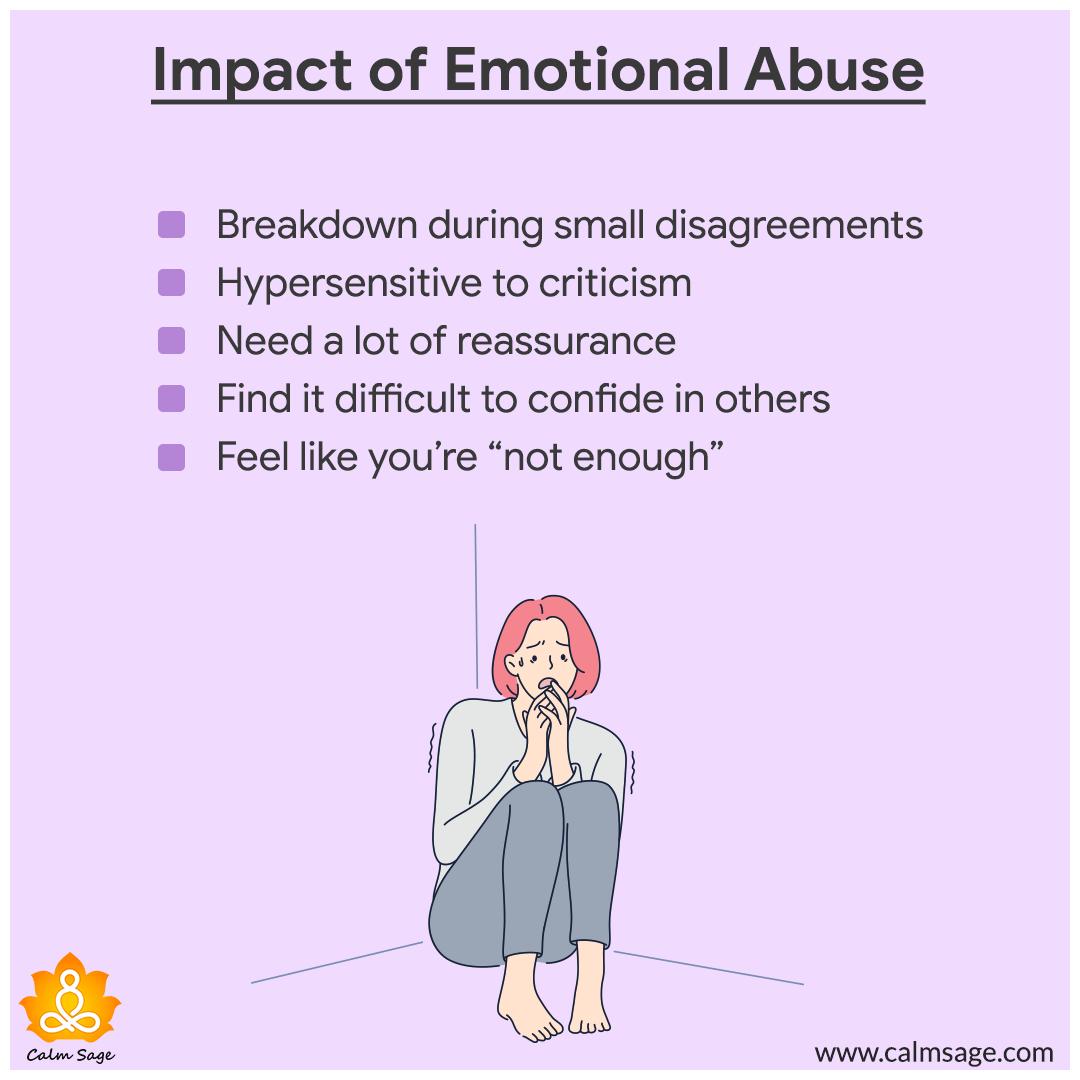 impact of emotional abuse