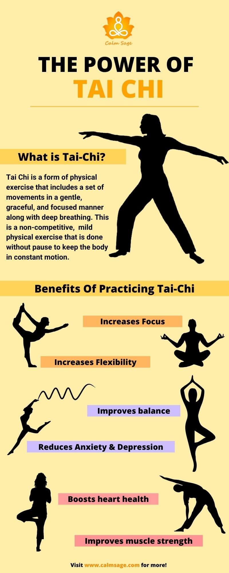 the power of tai chai