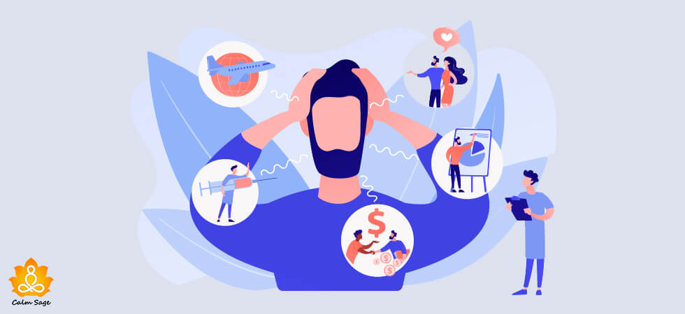 Anxiety attack vs mental breakdown
